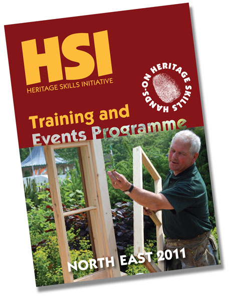 Heritage Skills Programme, North East 2011