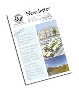 Cover Newsletter Summer 2013