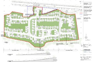 Executive Homes for Hexham Green Fields?