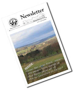HCS Newsletter Winter Spring 2014 cover thumb
