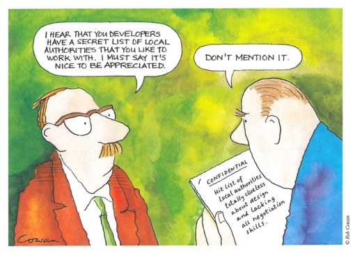 Rob Cowan Copyright Cartoon