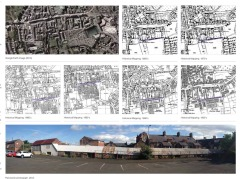 Historic mapping showing the Grade II Ropery Image © Nicholson Nairn Ltd