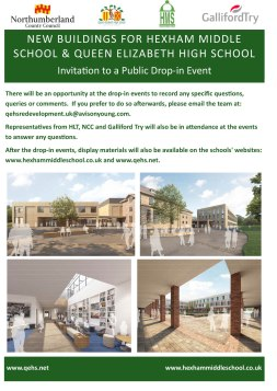 Hexham Consultation Flyer FINAL